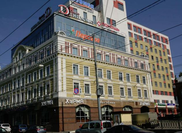 Нижегородская область, Нижний Новгород, Большая Печерская ул