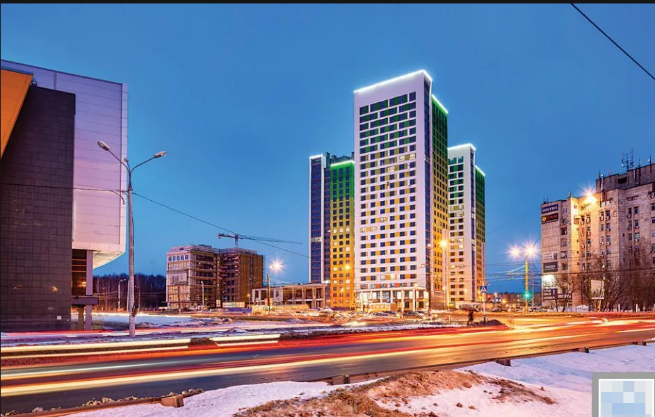 Нижегородская область, Нижний Новгород, Родионова ул